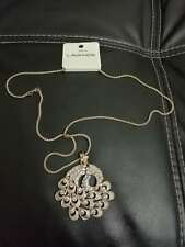 New Elegant Women Fashion  Pendant long Necklace  gift Gold gracile  Chain