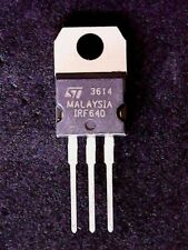 STP11NM60FD Transistor N-MOSFET unipolar 600V 7A 160W TO220-3 STMicroelectronics