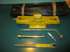 Ferrari 308, Mondial - Yellow Jack / Tool Kit - Bag - Roll OEM