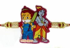 Bal Hanuman - Krishna Kids Wrist Band Birthday Return Gift Worldwide - US Seller