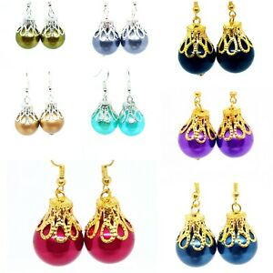 Christmas Bauble Earring, Christmas Stocking filler, Perfect Gift