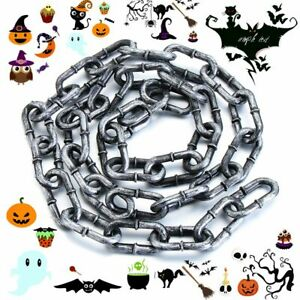 for Halloween Party Simulation Iron Chain Prop Chain Halloween Fetter Prop