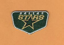 DALLAS STARS Small SHIELD PATCH HAT POLO SHIRT IRON ON or SEW ON Unsold Stock