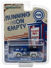 1:64 GreenLight *RUNNING ON EMPTY R5* PURE OIL 1956 Ford F-100 Tow Truck WRECKER