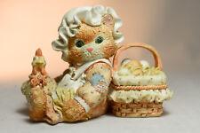 Calico Kittens: Friendship Is The Blessing - 102679 - Kitten Chicken Egg Basket