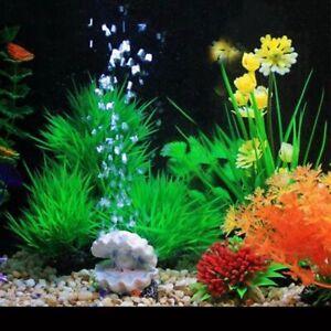 Pearl Shell Air Bubble Stone Fish Tank Decoration Aquarium Stone Oxygen Bubbler