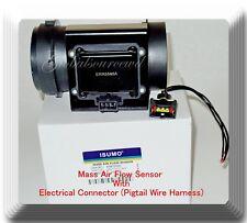 Mass Air Flow Sensor W/ Connector Fits:Land Range Rover Defender Discovery V8
