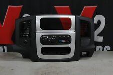 2005 Dodge Ram SRT-10 Quad Cab Radio Bezel  Stk# 05361