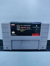 Tommy Moe's Winter Extreme: Skiing & Snowboarding (Super Nintendo Entertainment…