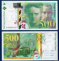 """500 Francs Pierre et Marie Curie Type 1993 """"Modifié"""" - 1994 A023888125"""