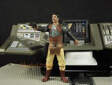 "Hasbro Star Wars 3.75"" Action-Figur 1:18 Rebel Leader Lando Cairissian S279"