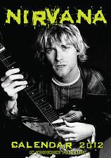 Nirvana Calendar 2012 New & Original Packaging