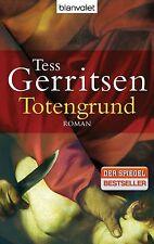 Deutsche Krimis & Thriller-Tess-Gerritsen Krimireihen