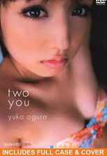 "Yuko Ogura ""Two You"" DVD cute petite asian beauty teen model gravure GBIL-839"