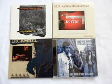 Eric Ambel/The Del-Lords – Lot of 4 CDs, Some Out Of Print