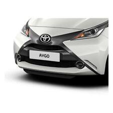 Genuine Toyota Aygo 2014 Onwards Front 'X' Electro Grey - 52112-0H070-B0