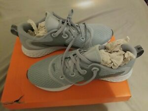 Nike Legend React Mens Shoes Size 9, Color: Wolf Grey/Black/Cool Grey
