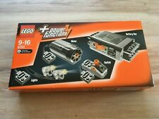 💎LEGO® 8293 Power Functions Tuning-Set Motor - NEW OVP