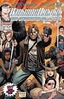 The Walking Dead #164 A Fallen House Cover B Image Tribute Variant Comic Book NM