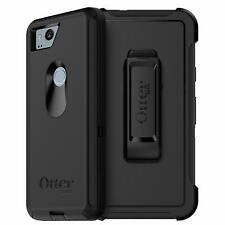 OtterBox DEFENDER SERIES Case for Google Pixel 2 - Retail Packaging - BLACK