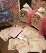 Kawaii Grab Bag Sticker Flakes Memo Pad Paper Sheets San-x Hello Kitty Rilakkuma