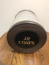Late 1800's J. P. Coats Spool Cabinet