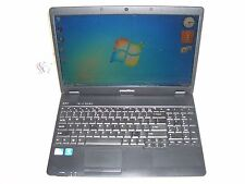 "EMACHINE E528-2012 15.6"" WEBCAM 900@2.2GHz 2GB RAM 160GB HDD WINDOW 7/OFFICE 13"