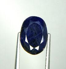 6,27 ct. Natural Blau Saphire