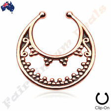 Nose Surgical Steel Bar/Barbell Body Piercing Jewellery