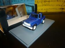 1/43 NEO Suzuki SJ80 SJ 80 azzurro light blue blau bleu no Samurai no jeep