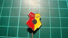 Fortuna Vlaardingen stick pin badge 60's lapel Dutch football speldje
