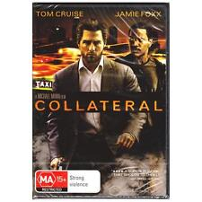 DVD COLLATERAL Cruise Foxx 2004 Drama Thriller +Director Commentary R4 PAL [BNS]