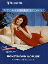 Honeymoon Hotline  (That Special Woman/The Jones Gang) (Harlequin-ExLibrary