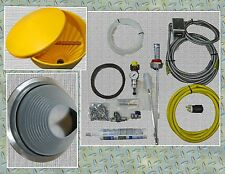 Waste Oil Heater Parts Heater Extended Installation Kit with rubber flashing