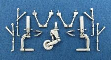 C-46 Landing Gear For 1/72nd Scale Williams Brothers Model  SAC 72006