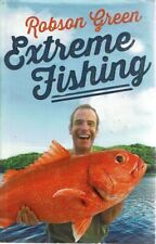 Extreme Fishing by Green Robson - Book - Hard Cover - Sports