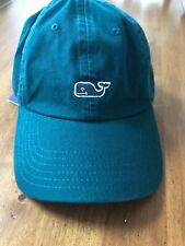 Nwt Vineyard Vines Kids Classic Logo Baseball Hat Charleston Green