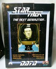 Legends In 3 Dimensions • Star Trek: The Next Generation • Data • NEW!!!!