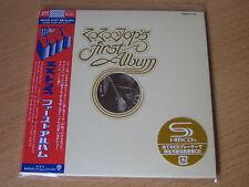 "ZZ TOP ""First Album"" Japan mini LP SHM CD"