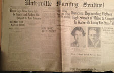 12 May 1928 Waterville Morning Sentenial