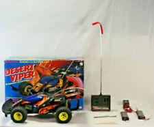 Radio Shack 4 WHEEL DRIVE TWIN MOTOR Desert Viper Remote Control RC Car W/BOX