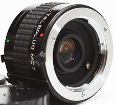 Teleplus MC7 2X Teleconverter MX For Minolta MD Mount Lens Lenses