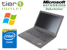 Lenovo Thinkpad X240 - Intel i5-4300U 500GB 4GB RAM Windows 7 Pro Laptop
