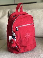 NWT Kipling Challenger Backpack Red