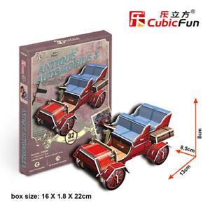 CubicFun 3D puzzle S3029h Antique Automobile3  32pcs