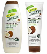 Palmer's Coconut Oil Shampoo 400ml & Conditioner 250ml (Set)