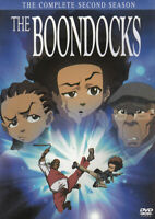 The Boondocks - The Complete (2nd) Second Seas New DVD