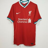 Liverpool Football Club Nike Jersey 20/21 Size Mens Medium, Home Kit