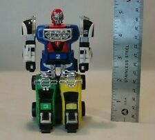 Bandai Mighty Morphin Power Rangers MMPR Turbo Megazord 5 inch - RARE