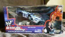 WWF Undertaker Road Champs Attitude Racing 1:24 Scale Die- Cast Funny Car NIB
